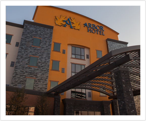 Arbor Hotels Lubbock TX Hotel Exterior Front