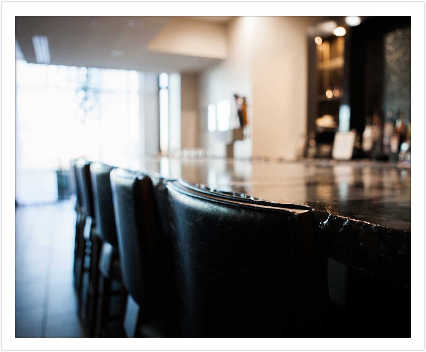 Beautiful Image of the Bar at Arbor Hotel and Conference Center Lubbock Texas