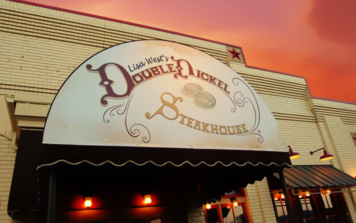 Double Nickel Steakhouse Lubbock