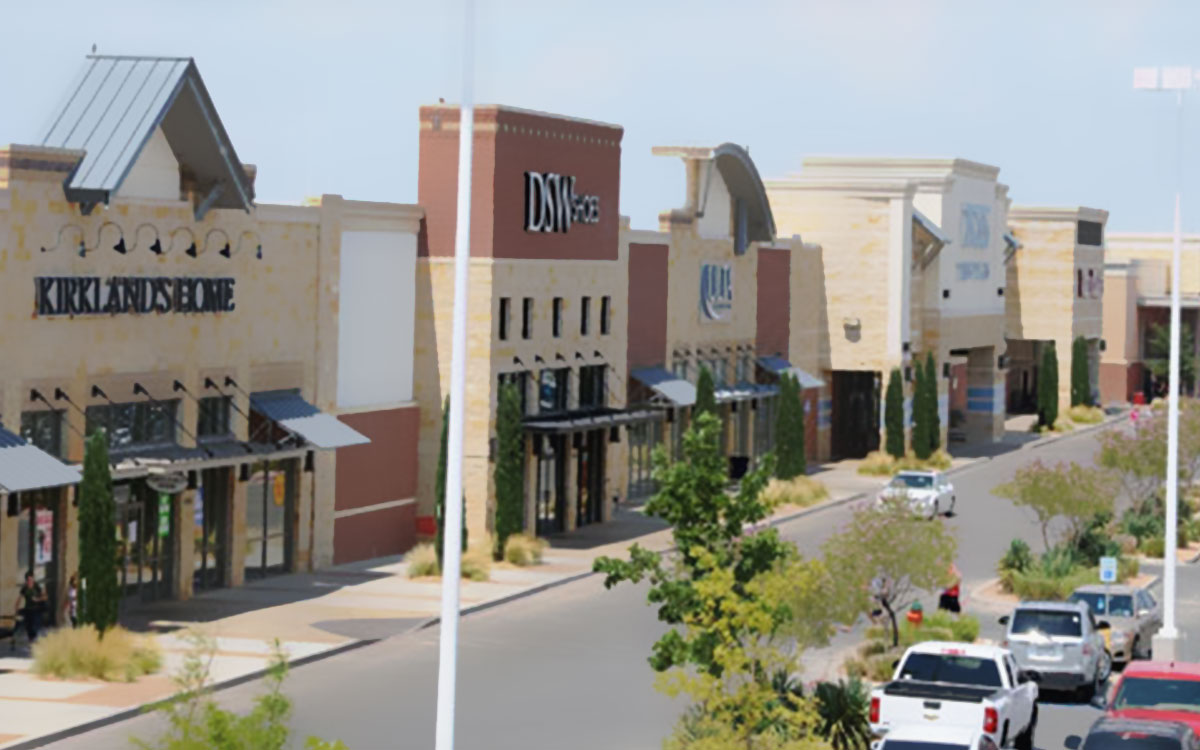 Canyon West Shopping