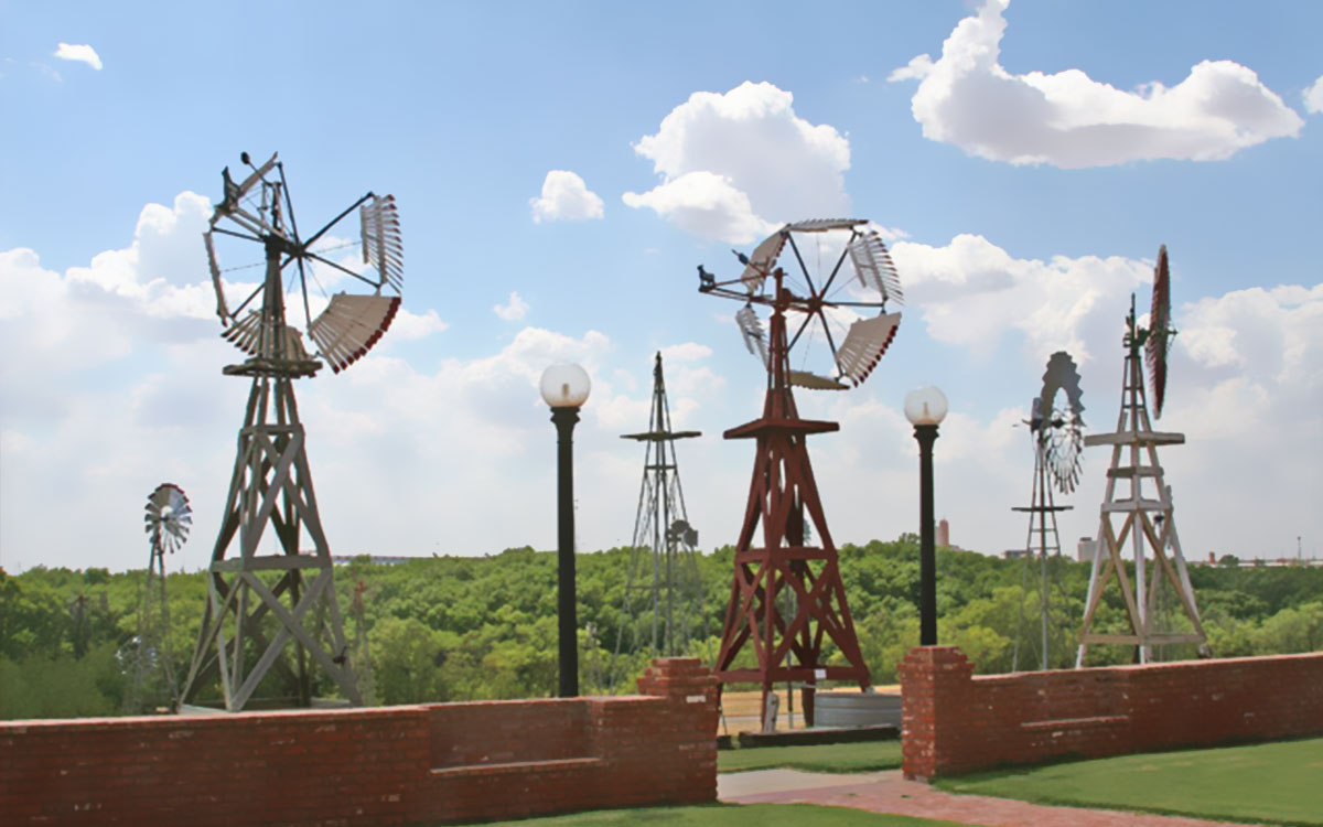 Wind Power Center Lubbock Texas