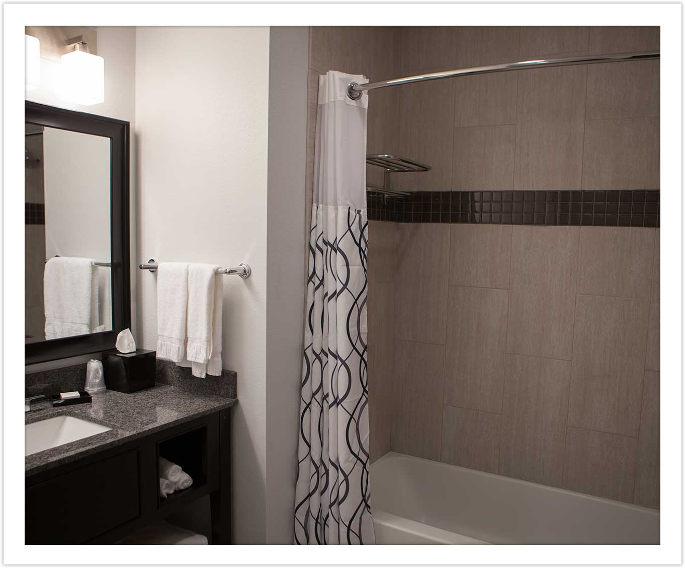Classy Finishing the Arbor Hotel and Conference Center Lubbock Texas