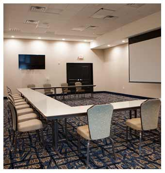 The Arbor Conference Room at Arbor Hotel & Conference Center